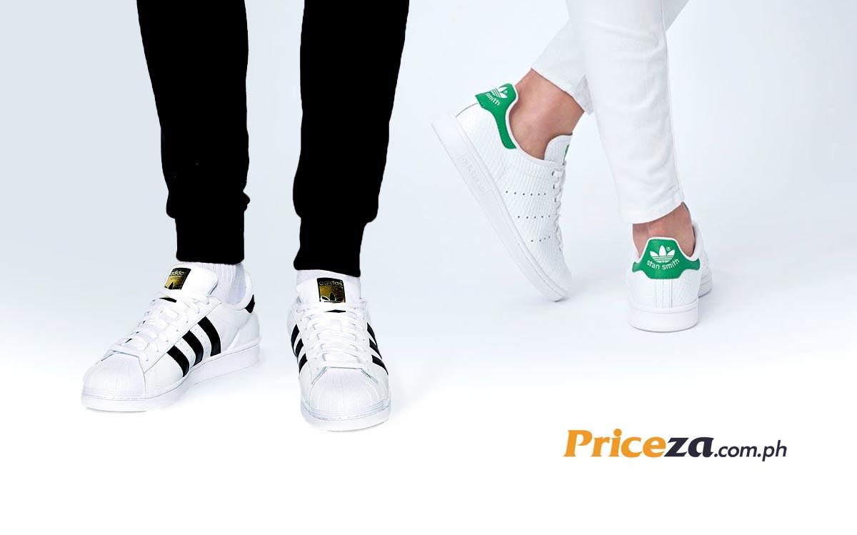 'adidas originali stan smith e superstar scarpe 2016